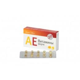 Vitamīni AE forte