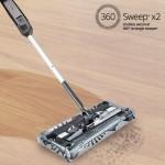 Bezvada birste – putekļusavācējs 360 Sweep