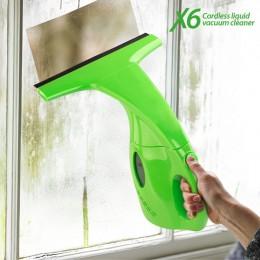 Bezvadu stiklu tīrītājs X6